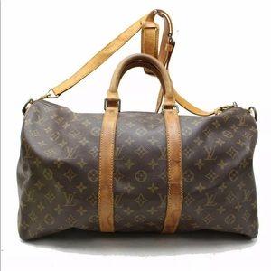 Women s Louis Vuitton Gym Bag on Poshmark